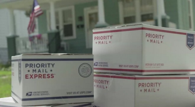 USPS postage rates 2014