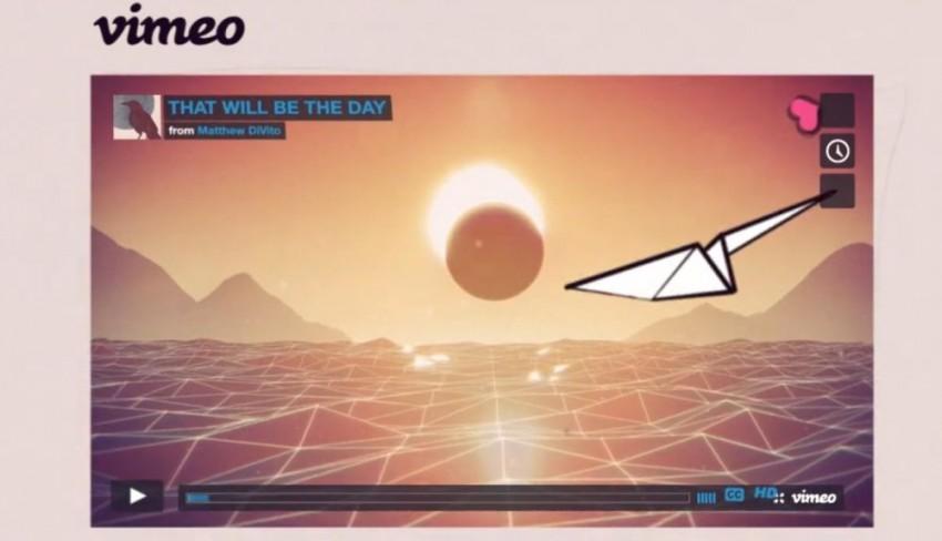Vimeo improved video player