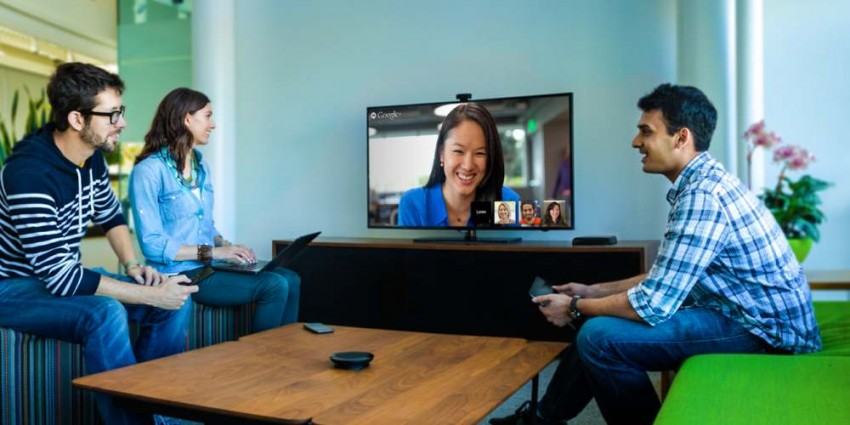 Chromebox face to face meetings video conferencing