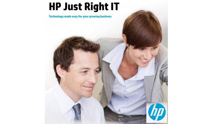 HP SMB technology portfolio