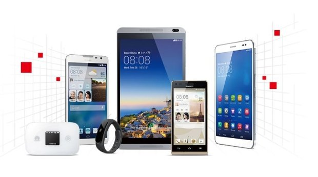 China Based Huawei Introduces Five New Devices, Eyes U.S. Market