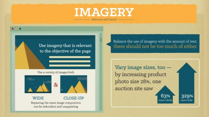 marketing tips infographic