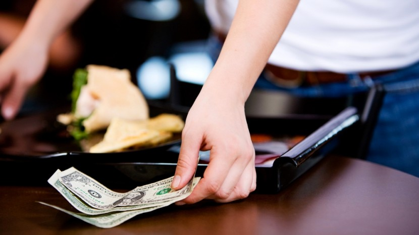 IRS rule on automatic gratuities
