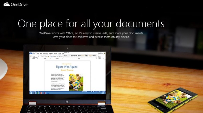 Microsoft Finally Launches New OneDrive With More Features