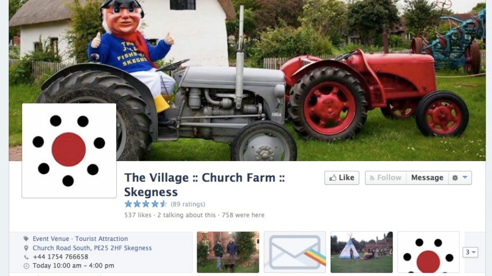 small business facebook pages