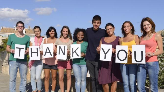 ways to thank loyal customers