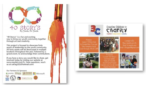 creative children for charity