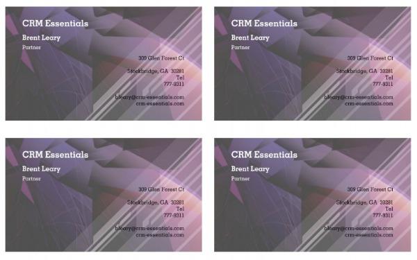 crm essentials