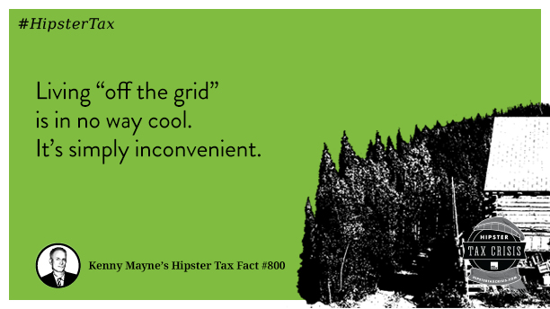 hipster tax