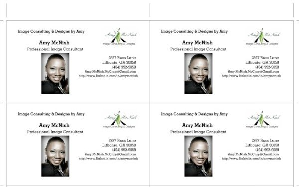 image consulting and designs by amy