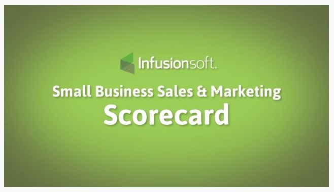 infusionsoft scorecard