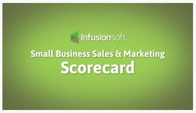 infusionsoft scorecard