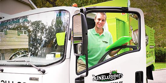 junk removal franchises