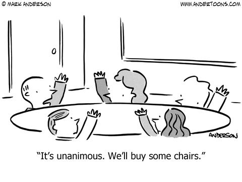 office expenses cartoon