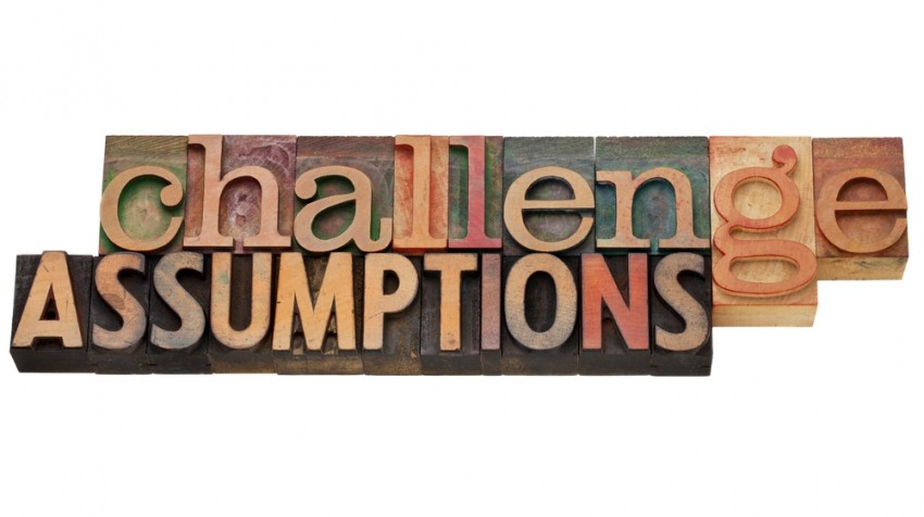 question assumptions