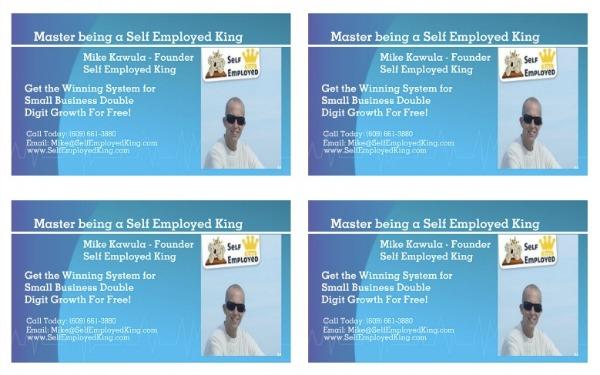 self employed king