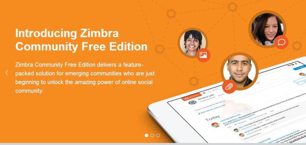 Zimbra Launches Freemium Version of Its Community Software