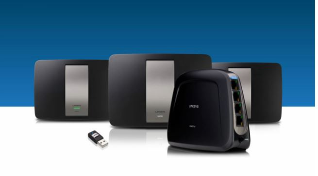 Linksys Wireless access devices