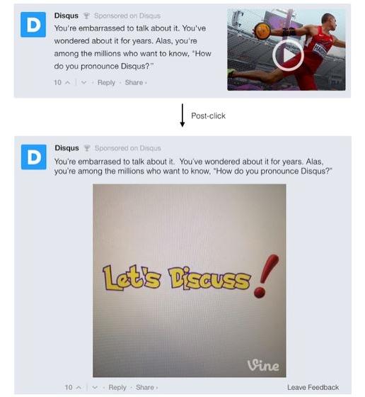 disqus sponsored comments