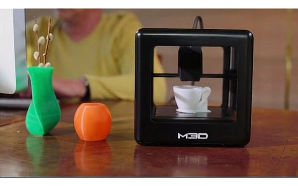 3D printing - outsourced jobs