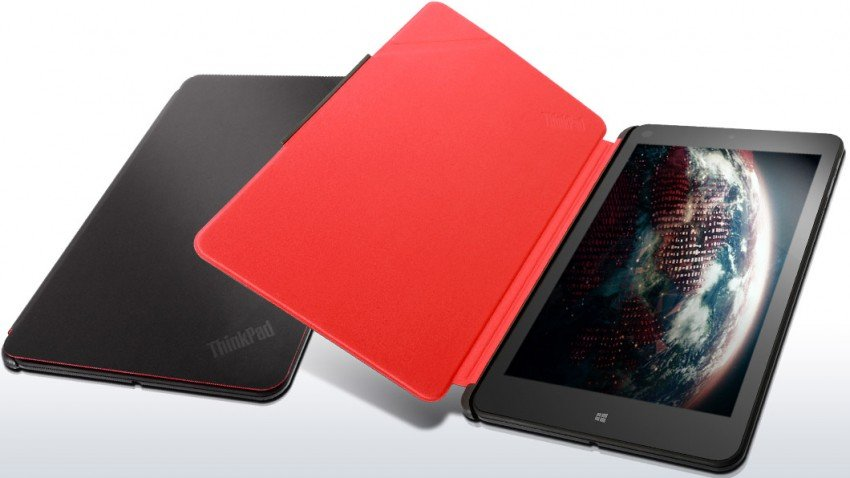 Lenovo Introduces 8-Inch Windows Tablet, Recalls Faulty Battery Packs