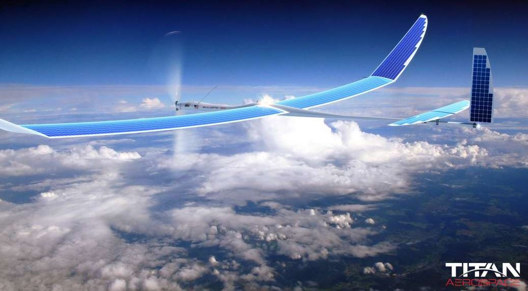 The Sky is the Limit as Google Acquires High Altitude Drone Company