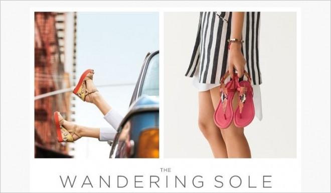 wandering sole