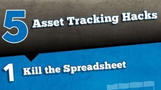asset tracking hacks