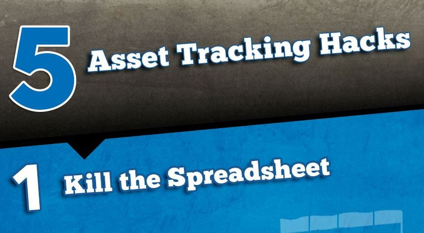 asset tracking hacks