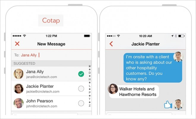 messaging app for business
