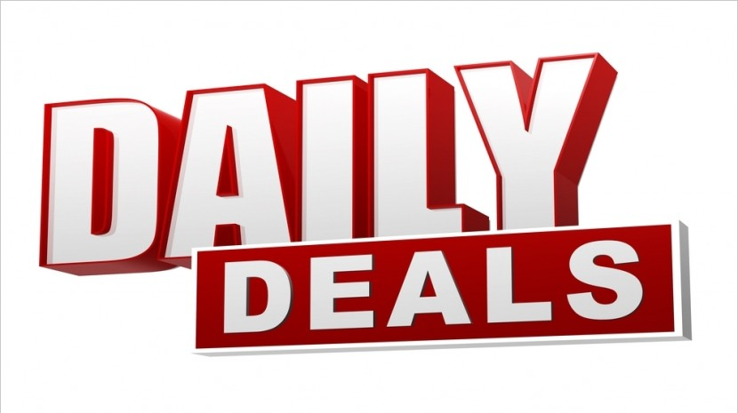 daily deal promotion