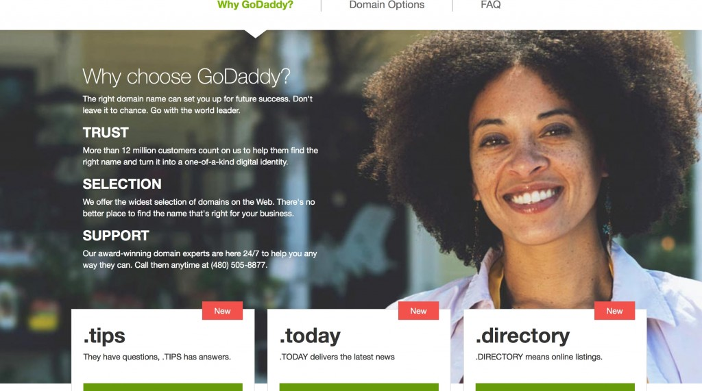 GoDaddy's International Push: A Goal to Serve Very Small Businesses Everywhere - Small Business Trends
