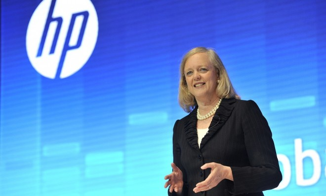 Hewlett Packard meg Whitman computer mobile strategy
