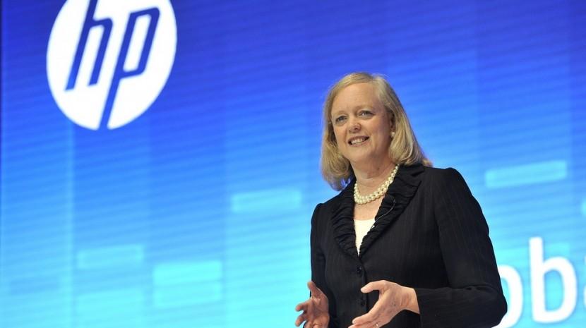 Hewlett Packard meg Whitman computer mobile strategy