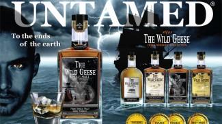 wild geese whisky battles bacardi