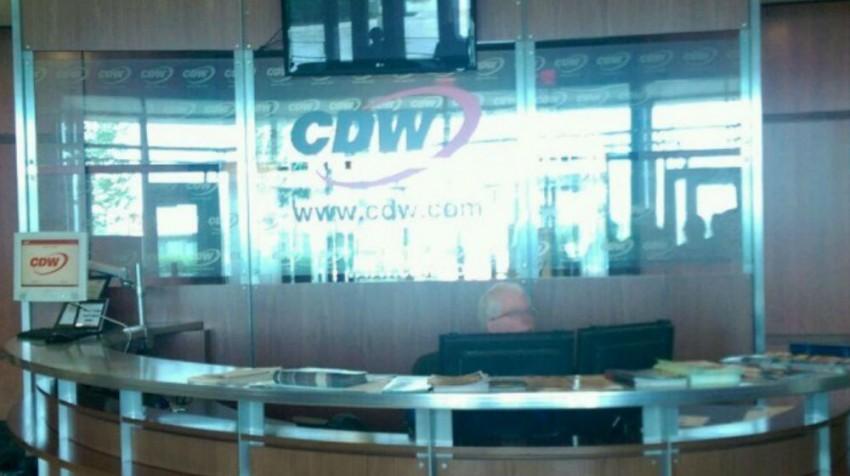 CDW lobby