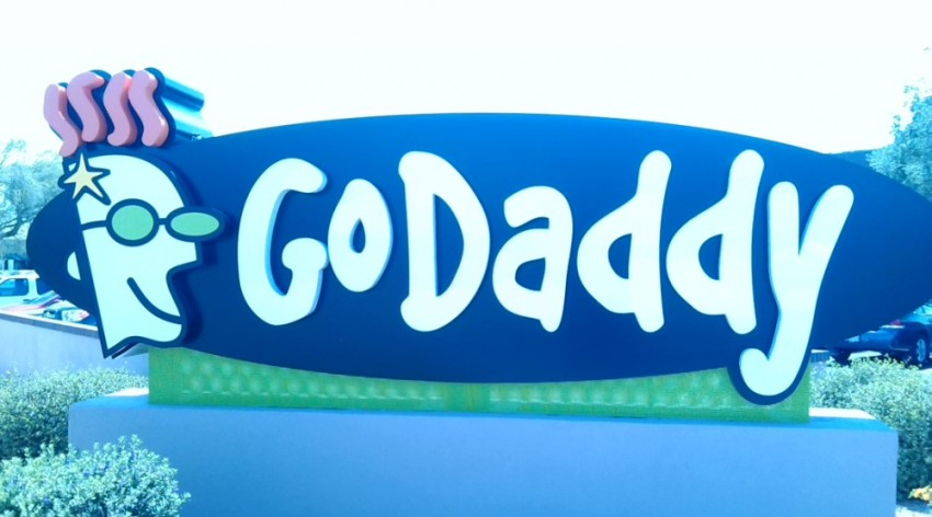 Go-Daddy-headquarters-sign