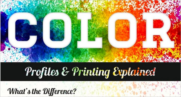 RGB CMYK and PMS Colors Explained