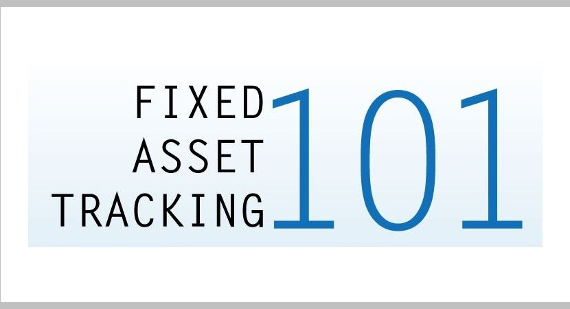 fixed asset tracking