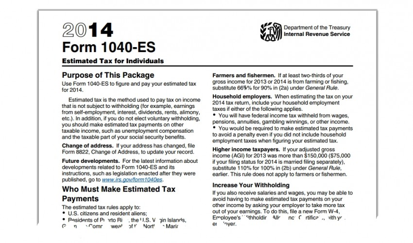 Estimated Tax Payments: Your Questions Answered