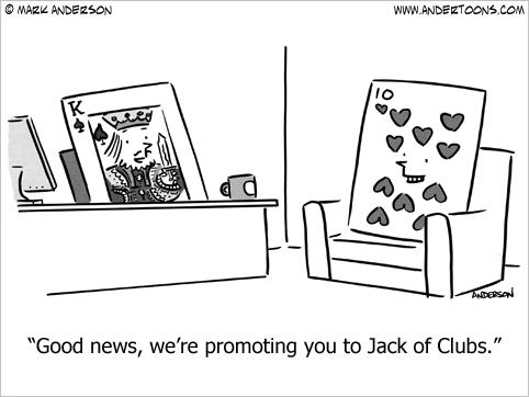 jack of clubs cartoon