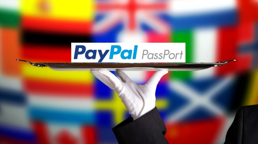 paypal passport website