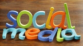 social media for startups