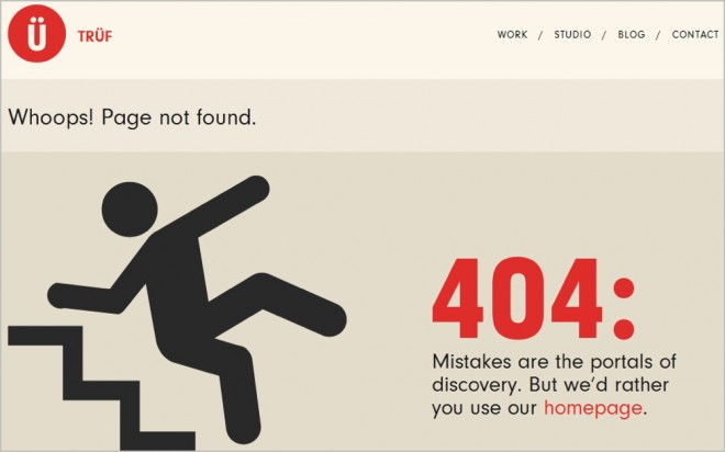 the dreaded 404
