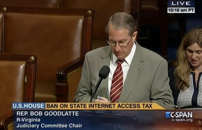ban on internet tax