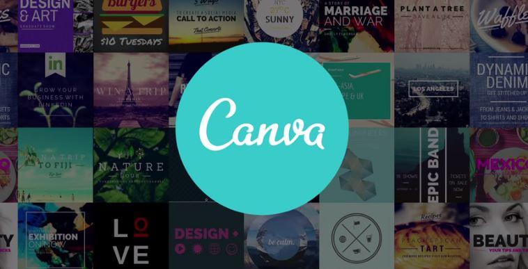 canva button