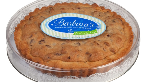 Giant Cookie Business Created After Losing Job of 30 Years