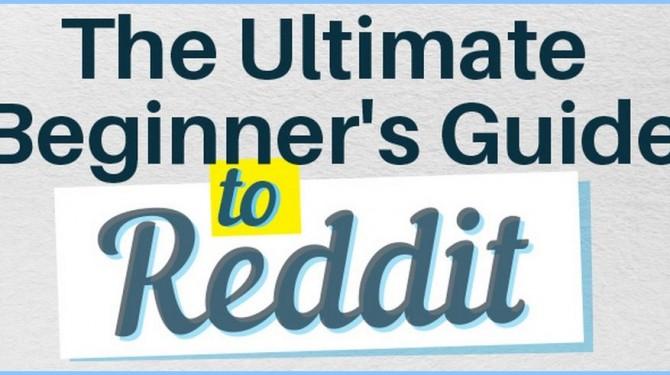 guide to using reddit