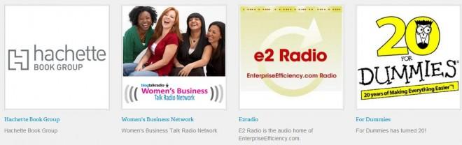host a podcast on blogtalkradio