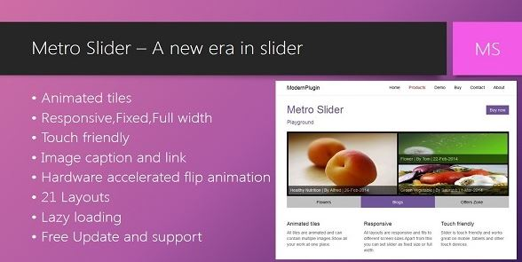 slideshow plugins for wordpress